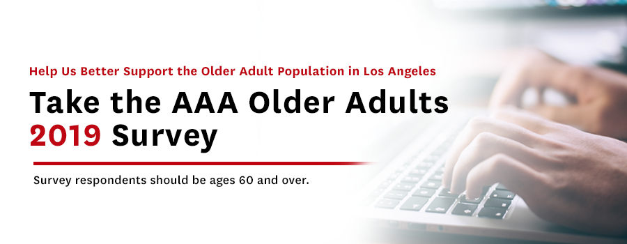 AAA Older Adult Survey 2019