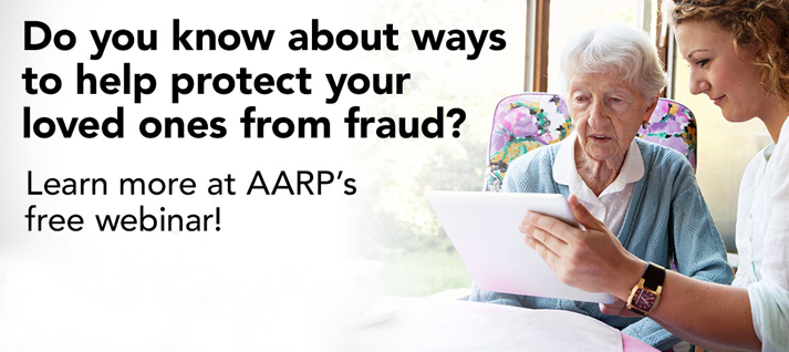 Webinar: Protecting Your Loved Ones from Financial Scams