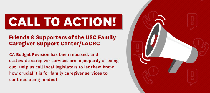 USC FCSC Call to Action!